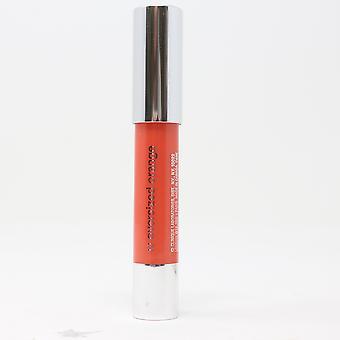 Clinique mollige stok lip kleur balsem 12 oversized oranje 0.1 oz/3ml nieuw in doos