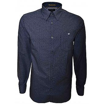 Ted Baker Mens Haansel Long Sleeve Shirt