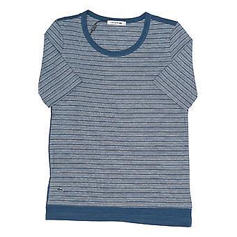 Lacoste Blue T-shirt für Damen