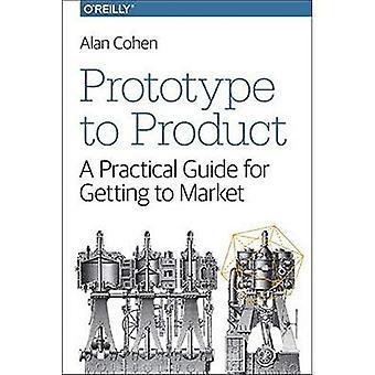 Prototype au produit: un Guide pratique pour se rendre à marché