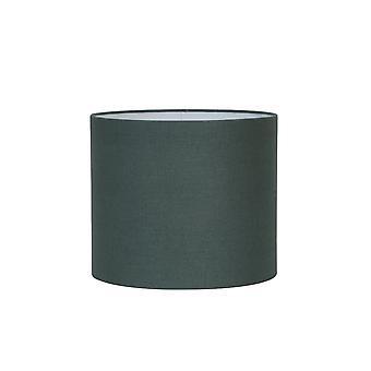 Light & Living Cylinder Shade 50x50x38cm Livigno Evergreen
