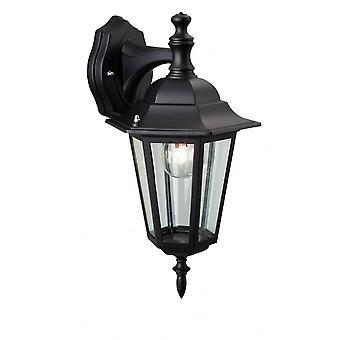 Firstlight Jaded Traditional Black Coach Outdoor Lantern