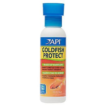 Золотая рыбка API Protet 118 мл (рыба, обслуживание, содержание воды)