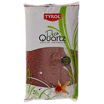 Agrobiothers Quartz Provence Red 3L (Fish , Decoration , Gravel & sand)