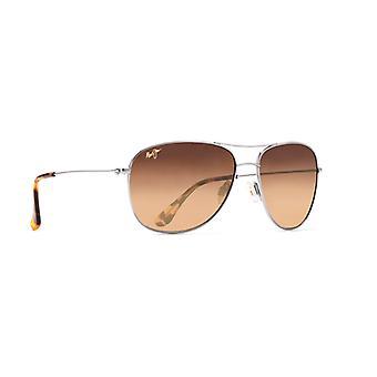 Maui Jim Cliff House HS247 16 Gold/HCL Bronze Sunglasses