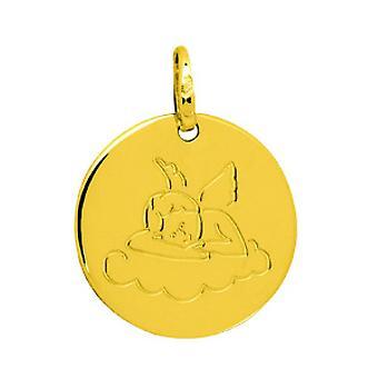 M Daille Engel Gold 750/1000 (18K) gelb