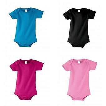 SOLS Unisex Baby Bambino bavlna Bodysuit