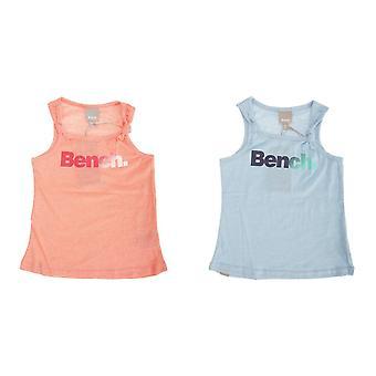Bench Childrens Girls Fairylike Sleeveless Summer Vest Top
