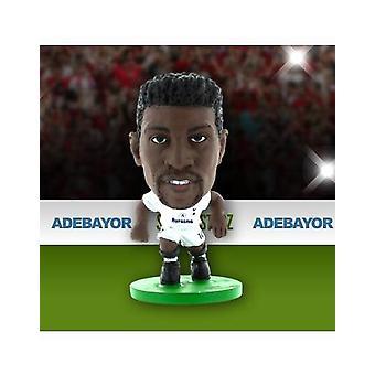 Soccerstarz Spurs Emmanuel Adebayor - Home Kit