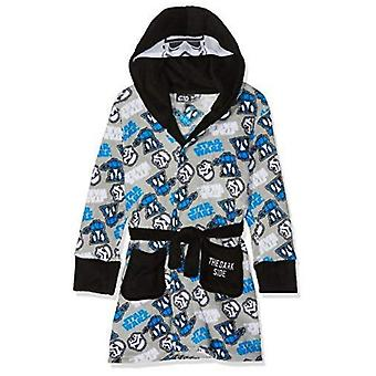Star wars boys dressing gown robe