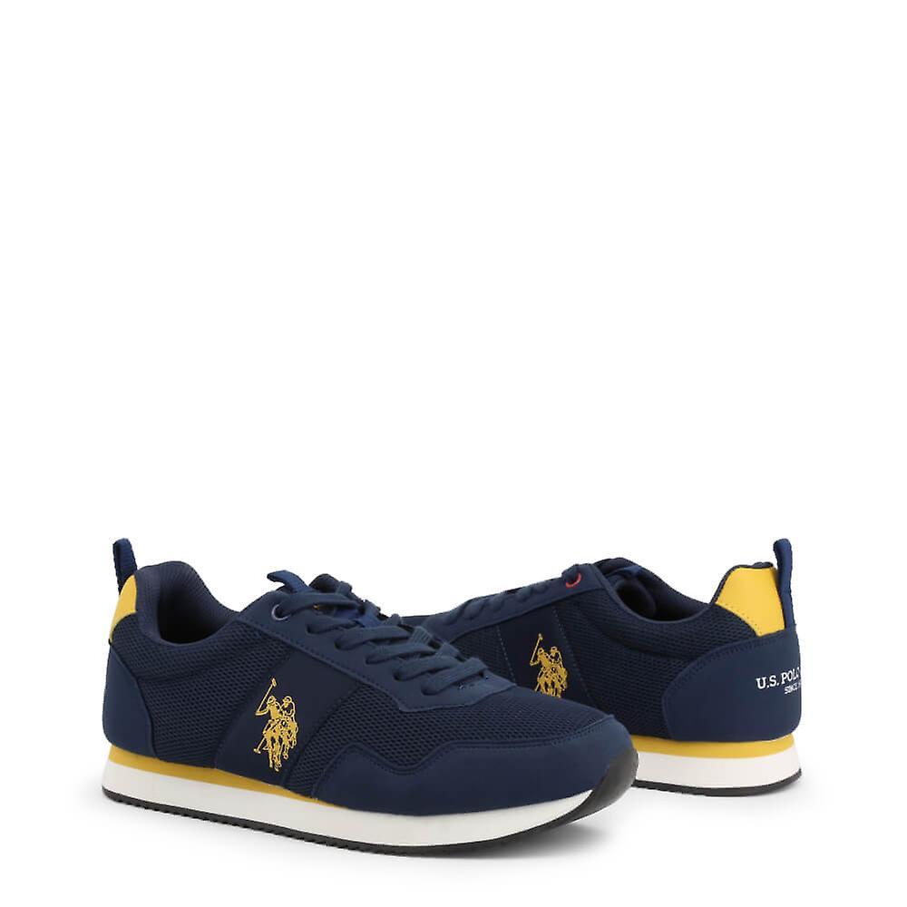 U.S. Polo Assn. Original Men Spring/Summer Sneakers - Blue Color 39226