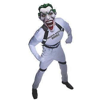 DC Comics Unisex Joker Kostuum met masker