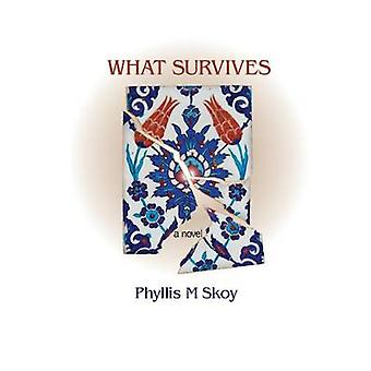 What Survives A Novel by Skoy & Phyllis M