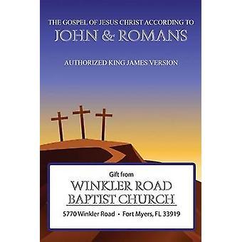 John and Romans from Winkler Road by Strange & Donald