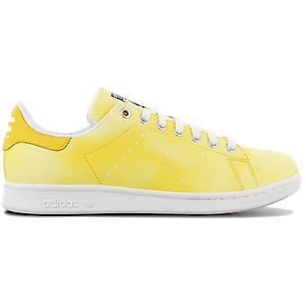 adidas PHARRELL WILLIAMS - HOLI PACK - Stan Smith PW HU Kengät Keltainen Lenkkarit Urheilu kengät