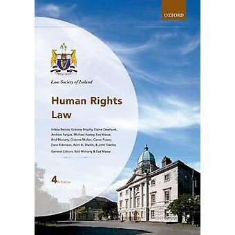 Human Rights Law by Brid Moriarty - 9780199652075 Book