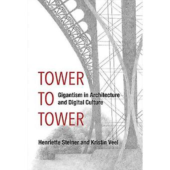 A Tower to Tower - Gigantism in Architecture and Digital Culture by He
