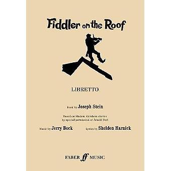 Fiddler On The Roof (livret) de Jerry Bock - 9780571529988 Livre