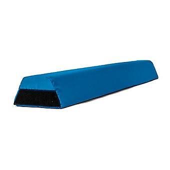 Spaß!ture | Wasserbeständige Schaum Gymnastik Training Balance Strahl 1,2 Meter lang (Blau)