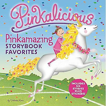 Pinkalicious - Pinkamazing Storybook Favorites - Includes 6 Stories Plu