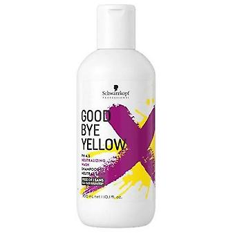 Schwarzkopf Professional Good Bye Yellow Neutralizing Shampoo 300 ml