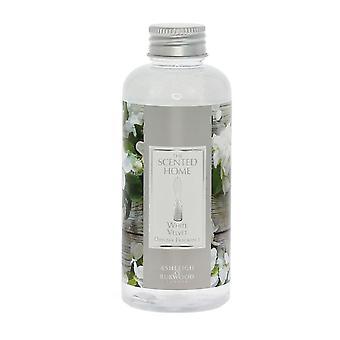Ashleigh & Burwood Doftande Home Reed Diffuser Refill Bottle 150ml Hem Doft Vit Sammet