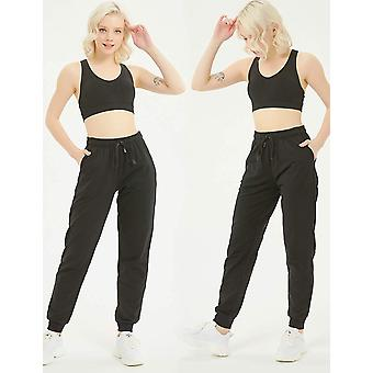 """Safort Women 34"""" Inseam Tall Casual Sweatpants, Loose Fit, 100% Cotton, Jogge..."""