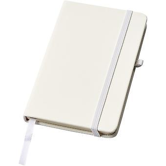 Notebook Bullet polar A6 con páginas alineadas