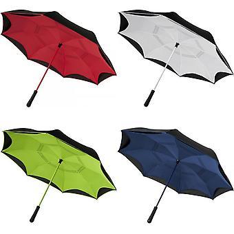 Avenue Unisex Erwachsene Yoon 23in Inversion gerade Regenschirm