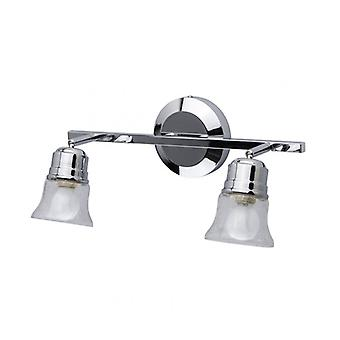 Techno Chrome Spotlight 2 Bulbs 23 Cm