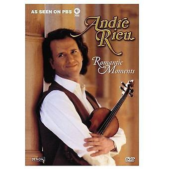 Andre Rieu - Romantic Moments [DVD] USA import