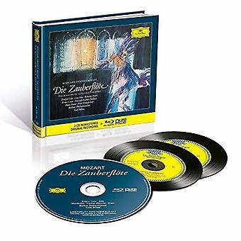 Mozart / Bohm / Berliner Philharmoniker - Mozart: Die Zauberflote (Magic Flute) [CD] USA import