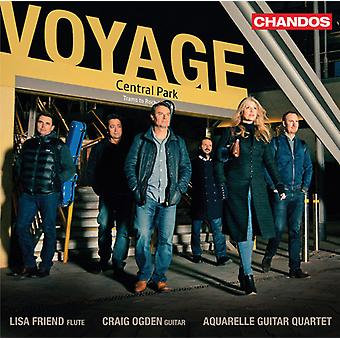 Voyage Central Park [CD] USA import