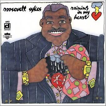 Roosevelt Sykes-chovendo em meu coração [CD] EUA importação