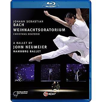 Christmas Oratorio by John Neumeier [Blu-ray] USA import