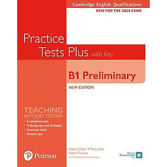 Cambridge English Qualifications - B1 Preliminary New Edition Practice