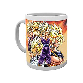 Dragon Ball Z, Mug - Super Saiyans