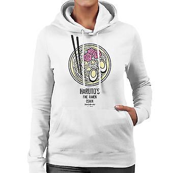 The Ramen Clothing Company Harutos Fine Ramen Colour Bowl Women's Hooded Sweatshirt