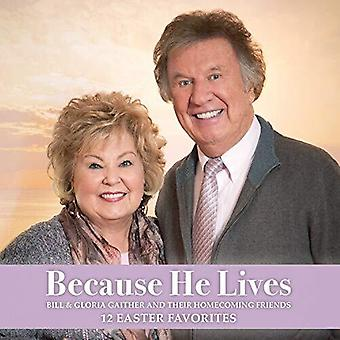 Because He Lives [CD] USA import