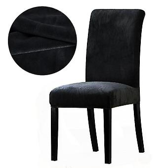 Wedding Banquet Velvet Removable Stretch Slipcover Dining Henriksdal Chair Cover