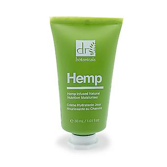 Hennep geïnfundeerd natuurlijke moisturiser 30ml