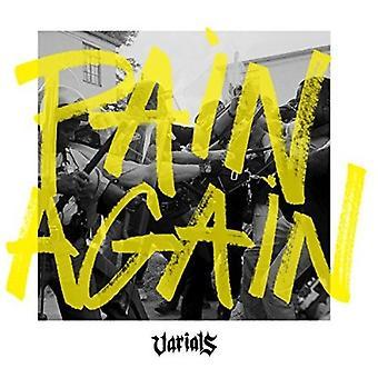 Varials - Pain Again [CD] USA import