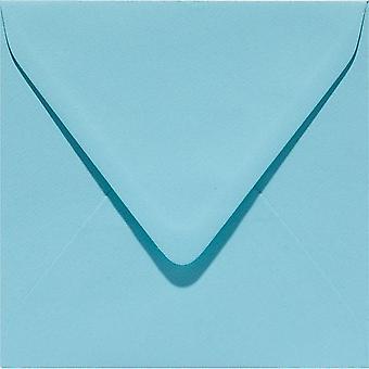 Papicolor 6X Envelope 140X140mm Bleu Azur