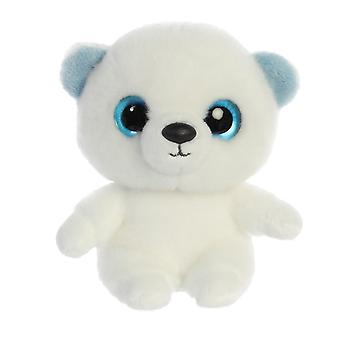 YooHoo Martee Polar Bear Soft Toy 12cm