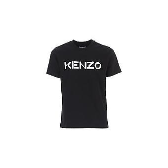 Kenzo Classic Logo Musta T-paita