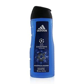 Sprchový gel Adidas Champions League (Champions Edition) 400ml/13.5oz