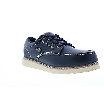 Lugz Roamer LO  Mens Black Synthetic Casual Lace Up Oxfords Shoes