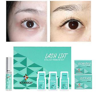 Eyelash Perm Kit For Eyelashes Perming Curing Up To Eye Lash Permanent Kit Set