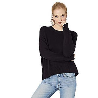 Brand - Daily Ritual Women's 100% Cotton Boxy Crewneck Pullover Sweate...