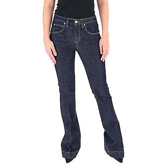 L'autre Koos B15603666081u732 Dames's Blue Cotton Jeans